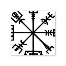 """Cool Iceland Square Sticker 3"""" x 3"""""""