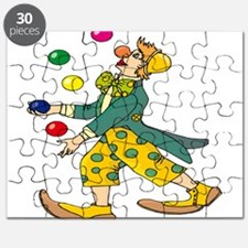 Clown Juggling Puzzle
