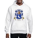 Racine Family Crest Hooded Sweatshirt