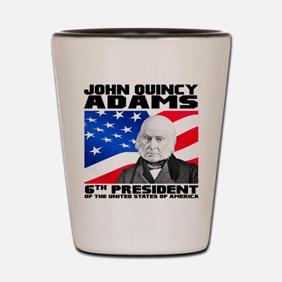 06 JQ Adams Shot Glass
