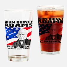 06 JQ Adams Drinking Glass
