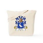 Racine Family Crest Tote Bag