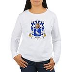 Racine Family Crest Women's Long Sleeve T-Shirt