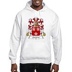 Quesnel Family Crest Hooded Sweatshirt