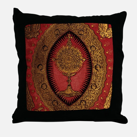 Means of Grace Throw Pillow