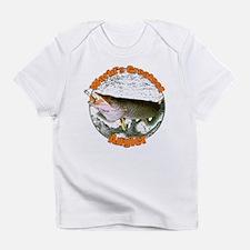 World's greatest angler Infant T-Shirt