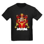 Prost Family Crest Kids Dark T-Shirt