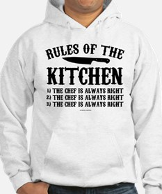 Rules of the Kitchen Hoodie