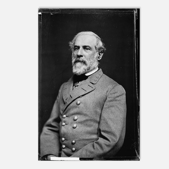 Robert E Lee (2) Postcards (Package of 8)
