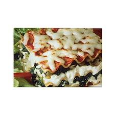 Lasagna Dinner Magnets