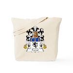 Portal Family Crest Tote Bag