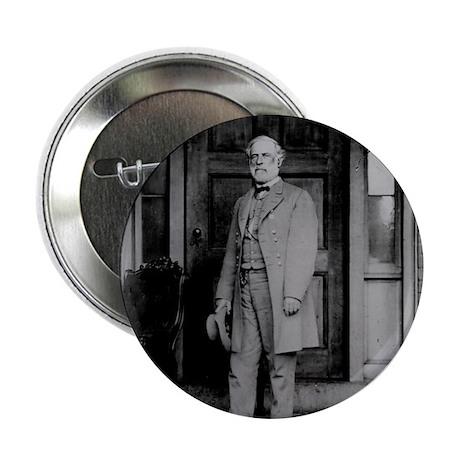 """Robert E Lee (3) 2.25"""" Button (10 pack)"""