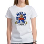 Poitevin Family Crest Women's T-Shirt