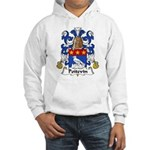 Poitevin Family Crest Hooded Sweatshirt