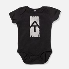 Cool Backpacking Baby Bodysuit
