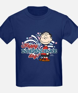 Linus - Happy Independence Day T