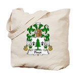 Pinot Family Crest  Tote Bag