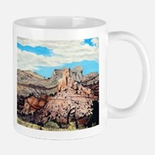 Peek-a-boo Arch at Capitol Reef National Park Mugs