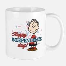 Linus - Happy Independence Day Mug