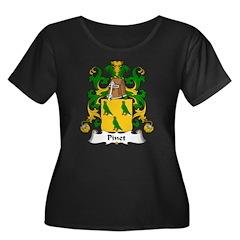 Pinet Family Crest T