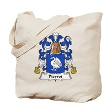 Pierrot Family Crest Tote Bag