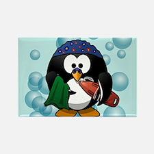 Swimmer Penguin Swimming Magnets