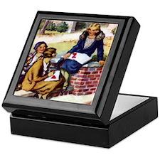 Valentine Grace Keepsake Box