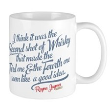Nashville Whiskey Quote Mugs