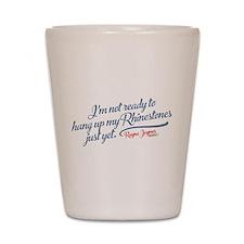 Rayna Jaymes Rhinestones Nashville Shot Glass
