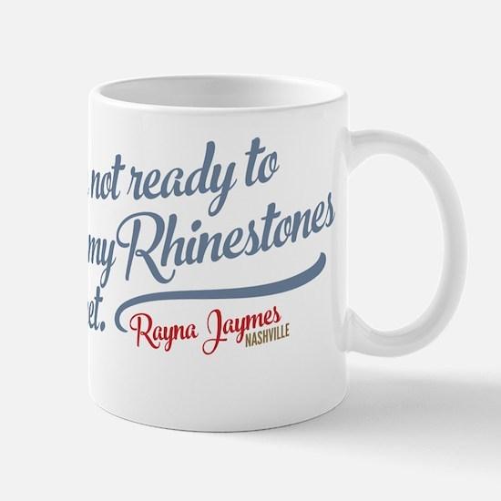 Rayna Jaymes Rhinestones Nashville Mugs
