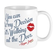 Kiss My Decision Nashville Mugs