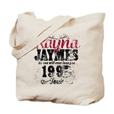 Reyna James 90s Tour Vintage Tote Bag
