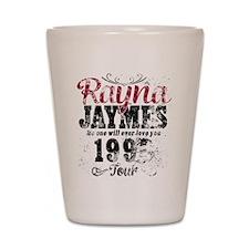 Reyna James 90s Tour Vintage Shot Glass