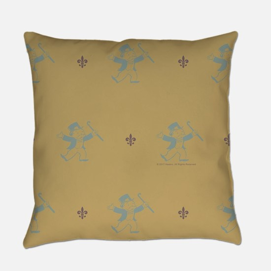 Monopoly Dancing Rich Uncle Pennyb Everyday Pillow