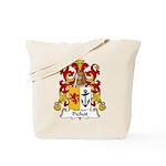 Pichot Family Crest Tote Bag