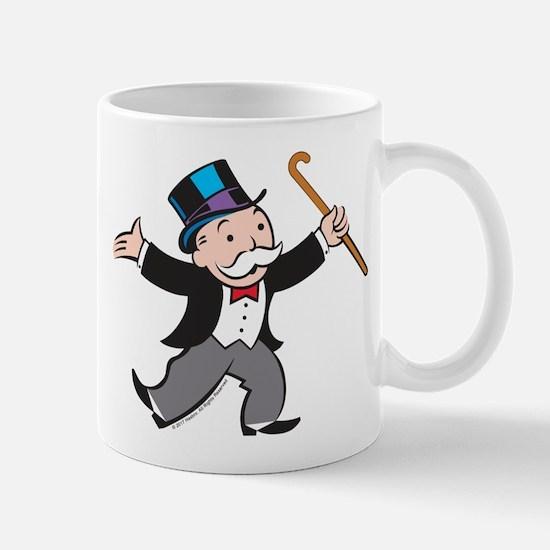 Monopoly Dancing Rich Uncle Penn Small Mug