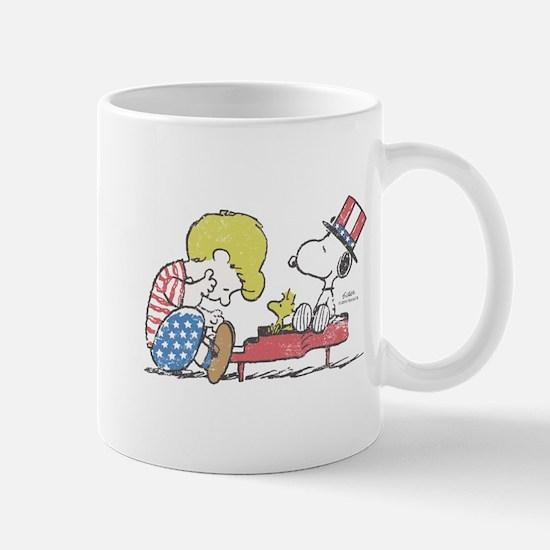 Snoopy - Vintage Schroeder Mug