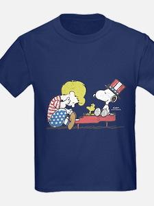 Snoopy - Vintage Schroeder T