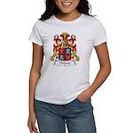 Pichard Family Crest Women's T-Shirt