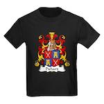 Pichard Family Crest Kids Dark T-Shirt