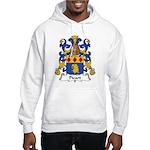Picart Family Crest Hooded Sweatshirt