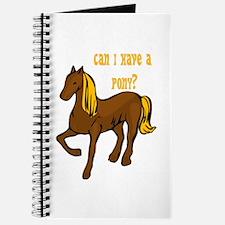 Pony Journal