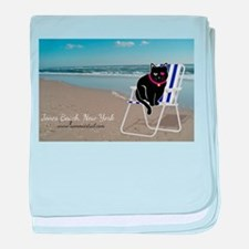 Sammie Jones Beach Baby Blanket