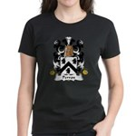 Perron Family Crest Women's Dark T-Shirt