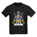 Perriere Family Crest  Kids Dark T-Shirt