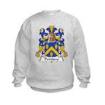 Perriere Family Crest  Kids Sweatshirt