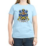 Perriere Family Crest  Women's Light T-Shirt