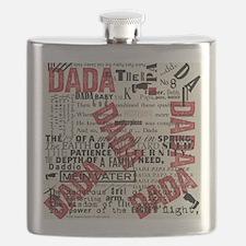 DADA Day, type Flask
