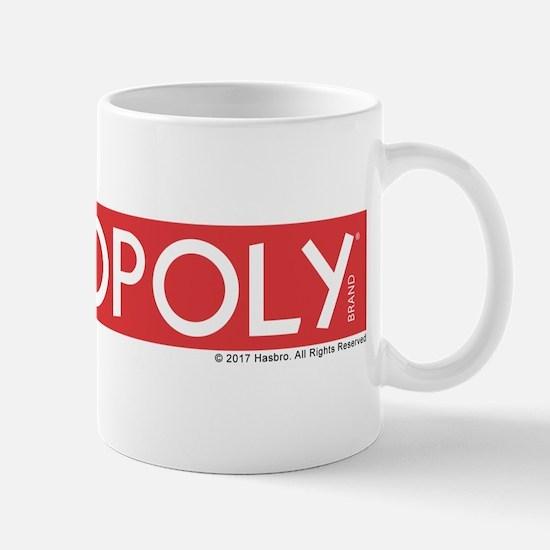 Monopoly logo Small Mug