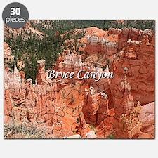 Bryce Canyon, Utah, USA 16 (caption) Puzzle